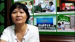 Chị Nguyễn Thị Thanh Vân