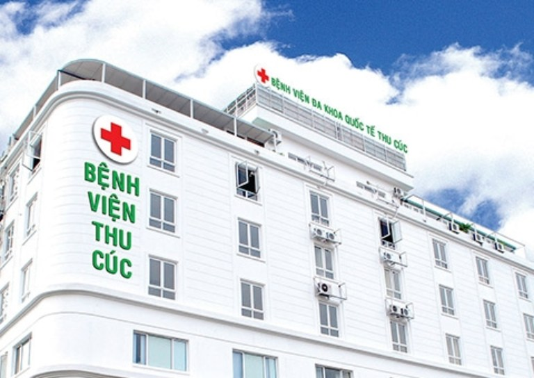 Đau gót chân khám ở bệnh viện nào tốt nhất Hà Nội? - bệnh viện Thu Cúc