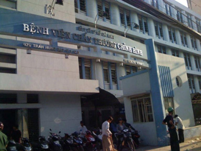 Đau gót chân khám ở bệnh viện nào tại TPHCM? - bệnh viện Chấn Thương Chỉnh Hình