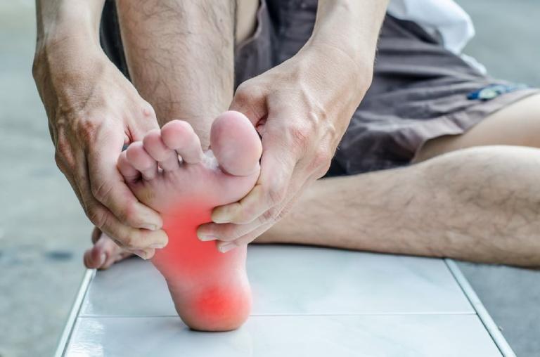 Gai gót chân là gì