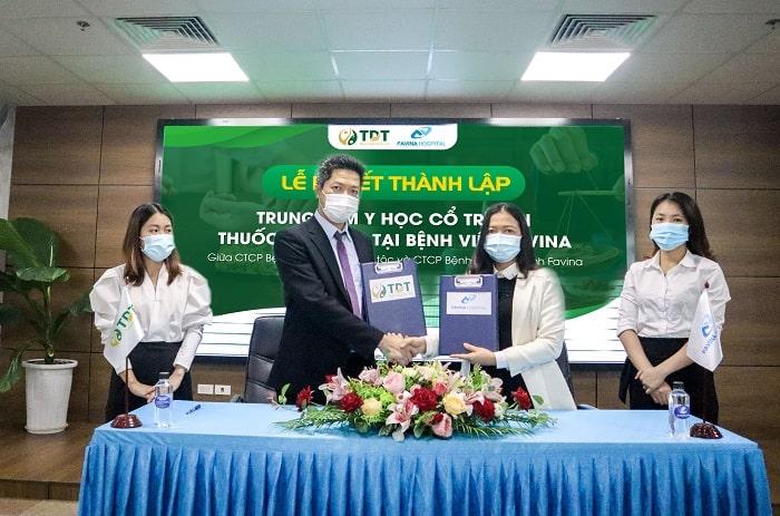 Trung tâm YHCT Thuốc dân tộc tại Bệnh viện Favina dự kiến khai trương vào giữa tháng 6 năm 2021