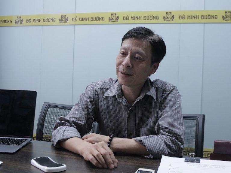 Anh Nguyễn Mạnh Thắng - Người bệnh điều trị suy thận độ 1 tại Đỗ Minh Đường