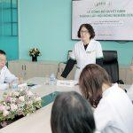 Buổi lễ thành lập Hội đồng nghiên cứu bài thuốc Sơ can Bình vị tán thế hệ 2