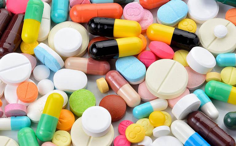 thuốc điều trị gai cột sống chèn dây thần kinh