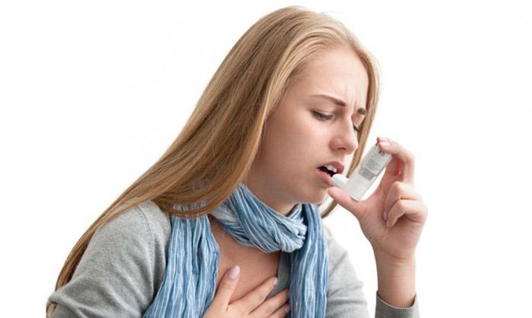 tác dụng của cà phê với người bị hen suyễn