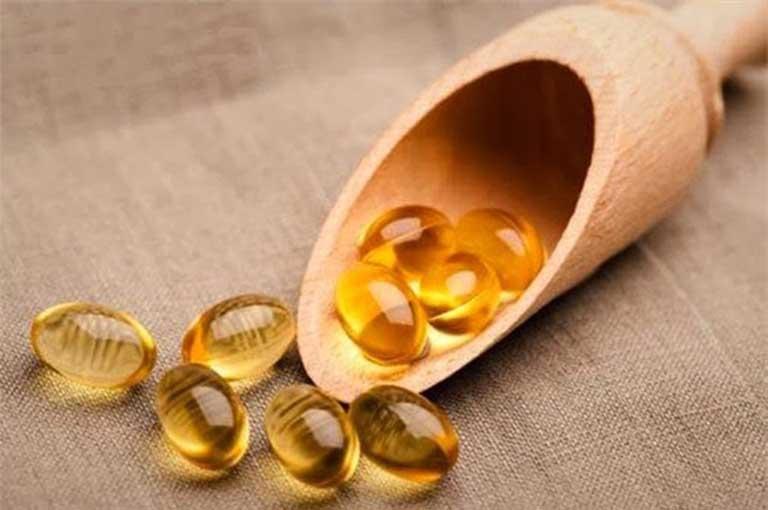 tác dụng phụ của vitamin E