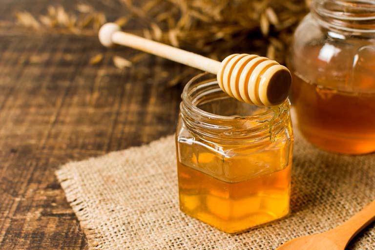 cách chữa viêm lợi có mủ tại nhà bằng mật ong