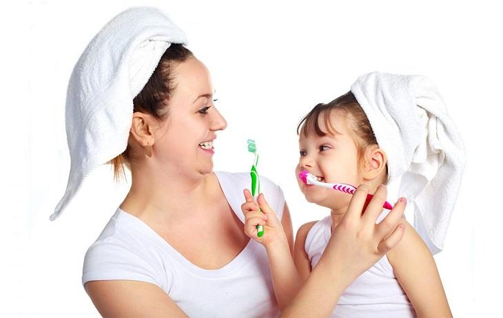 Sau khi ăn xong cần vệ sinh răng miệng sạch sẽ, đúng cách