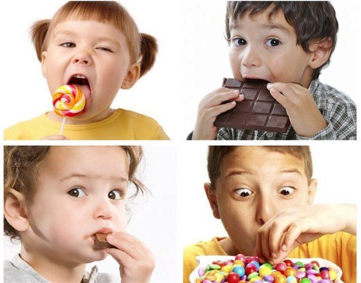 Bánh kẹo là nguyên nhân hàng đầu gây sâu răng ở trẻ em