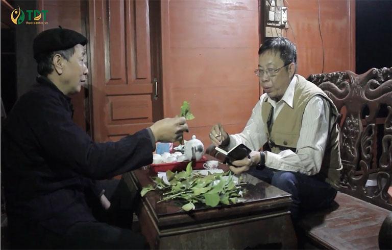 Những câu chuyện kỳ bí về bài thuốc xương khớp của người Tày được kể lại