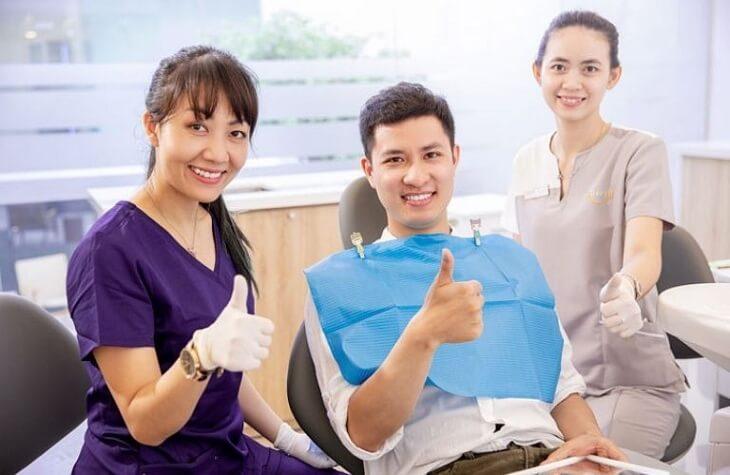 Các cơ sở nhổ răng sâu uy tín tại Hà Nội và Hồ Chí Minh