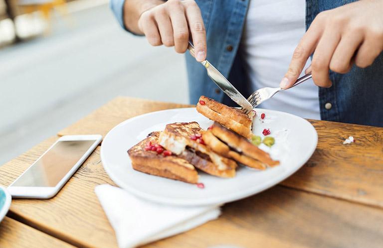 cách chữa gan nhiễm mỡ độ 1 tại nhà bằng chế độ ăn uống
