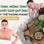 """Mãnh Lực Phục Dương Khang ĐẶC TRỊ Di Tinh, Mộng Tinh, Giúp Quý Ông Giành """"Thế Thượng Phong"""""""