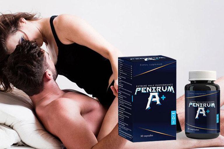 thuốc kéo dài thời gian quan hệ Penirum A+