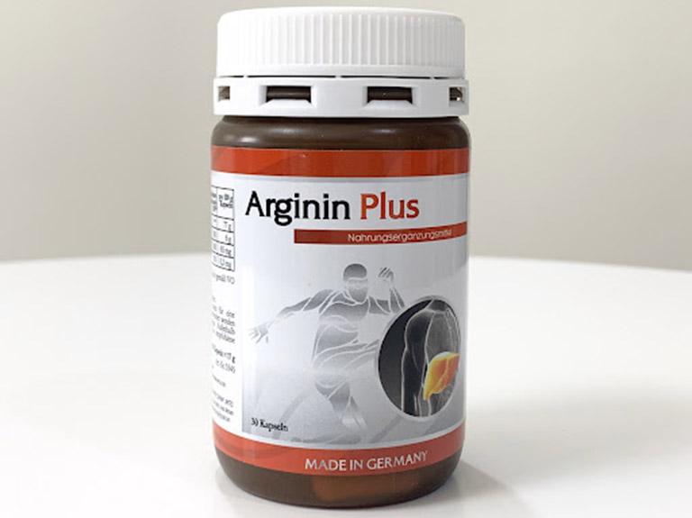Arginin Plus 500mg