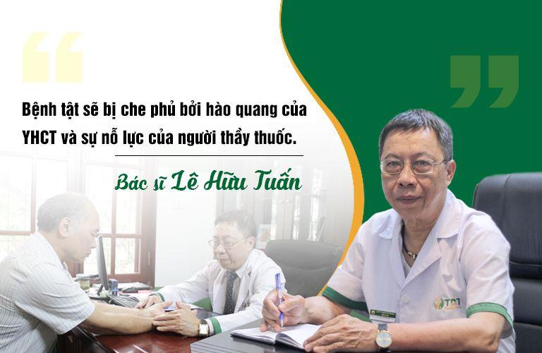 Người thầy thuốc luôn hết lòng nghiên cứu, tìm tòi vì sự phát triển của YHCT