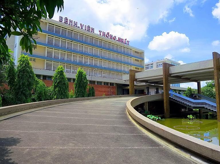 Bệnh viện Thống Nhất chữa xơ gan tại TPHCM