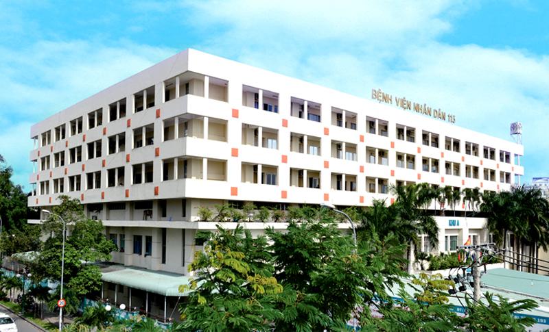 bệnh viện chữa xơ gan tại TPHCM