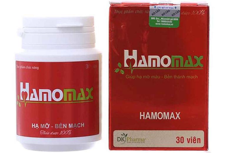 Hamomax
