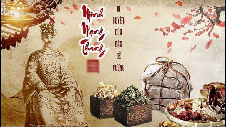 """Minh Mạng Thang là bài thuốc được xem là """"quốc cấm"""" thời Nguyễn"""