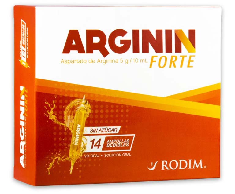 thuốc điều trị gan nhiễm mỡ độ 1 Arginin Forte
