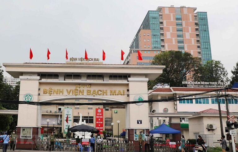 siêu âm gan nhiễm mỡ tại bệnh viện Bạch Mai