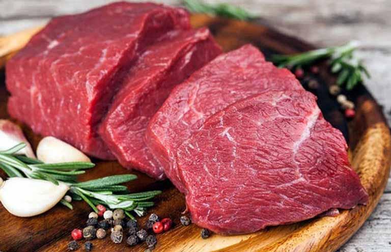 Xơ gan có ăn được thịt không